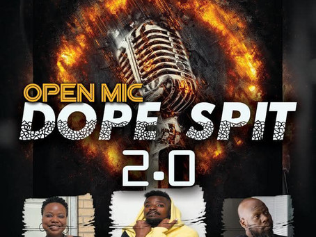 WATCH highlights from Dope Spit 2.0 April, 2021 with a spot from Big Bailey