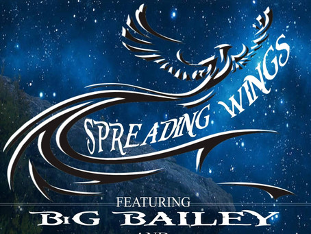 LISTEN to ConQuer Jones' new song Spreading Wings feat. Big Bailey & Lolita Pierre