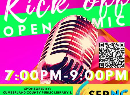Watch BiG Bailey perform in SERNC Poetry Festival