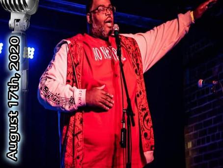 Watch BiG Bailey perform in Poetz Realm FL Open Mic