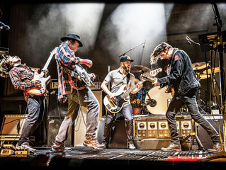 Neil Young officially booked for two days in Telluride