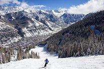alpne skier