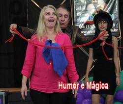 humor e Magica