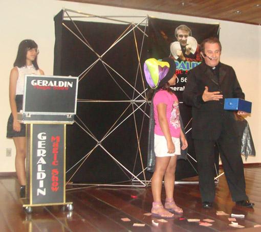 Show Grande Hotel S. Negra