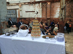 Goats Mobile Catering Wedding