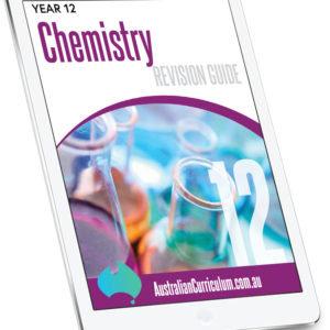 Chemistry Topic 1