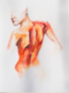 Theresa Berger Malerei Zeichnung sizezero Weimar Apolda Kunst size sero