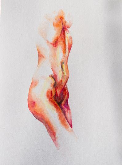 Theresa Berger Malerei Zeichnung sizezero Weimar Apolda Kunst