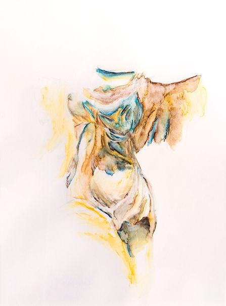 Theresa Berger, das Leichte Kleid, die zu perfekte Schönheit