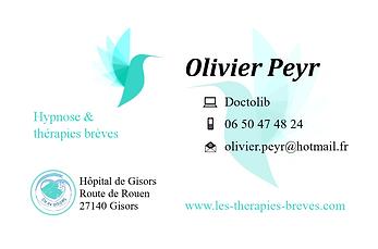 carte de visite olivier peyr