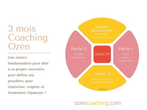 Coaching de vie personnalisé