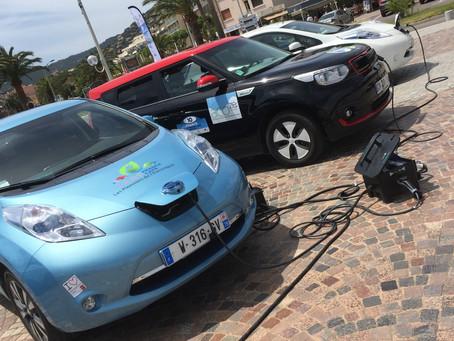 Véhicule électrique : la France roule en tête