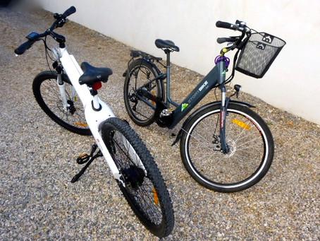 SOLUTIONS-VE en phase de vous proposer des vélos électriques...