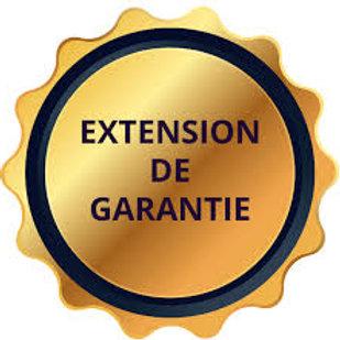 Elligible à extension de garantie de 6 à 48 mois