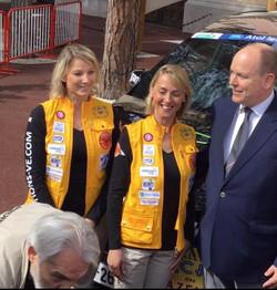 Inauguration E-Gazelle Monaco