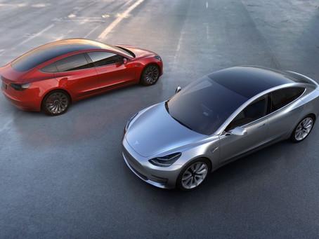 Suivez l'évolution des commandes du Model 3