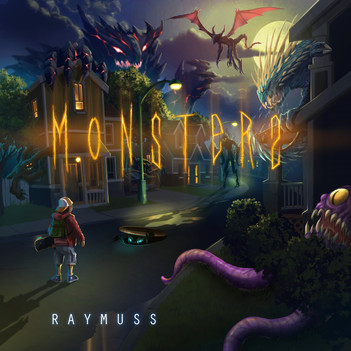 Monsters Album Cover