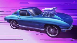 63 Corvette Custom