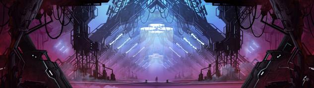 SciFi Environment