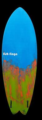 6'0 Fish Finga