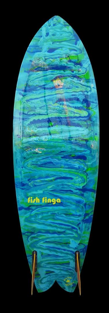 5'9 Fish Finga