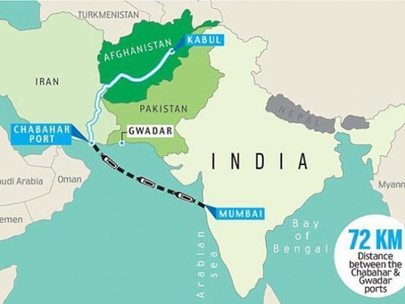 Chabahar Port: The Snags and Opportunities