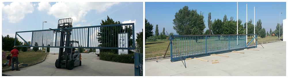 GATE kapu leszereles.jpg