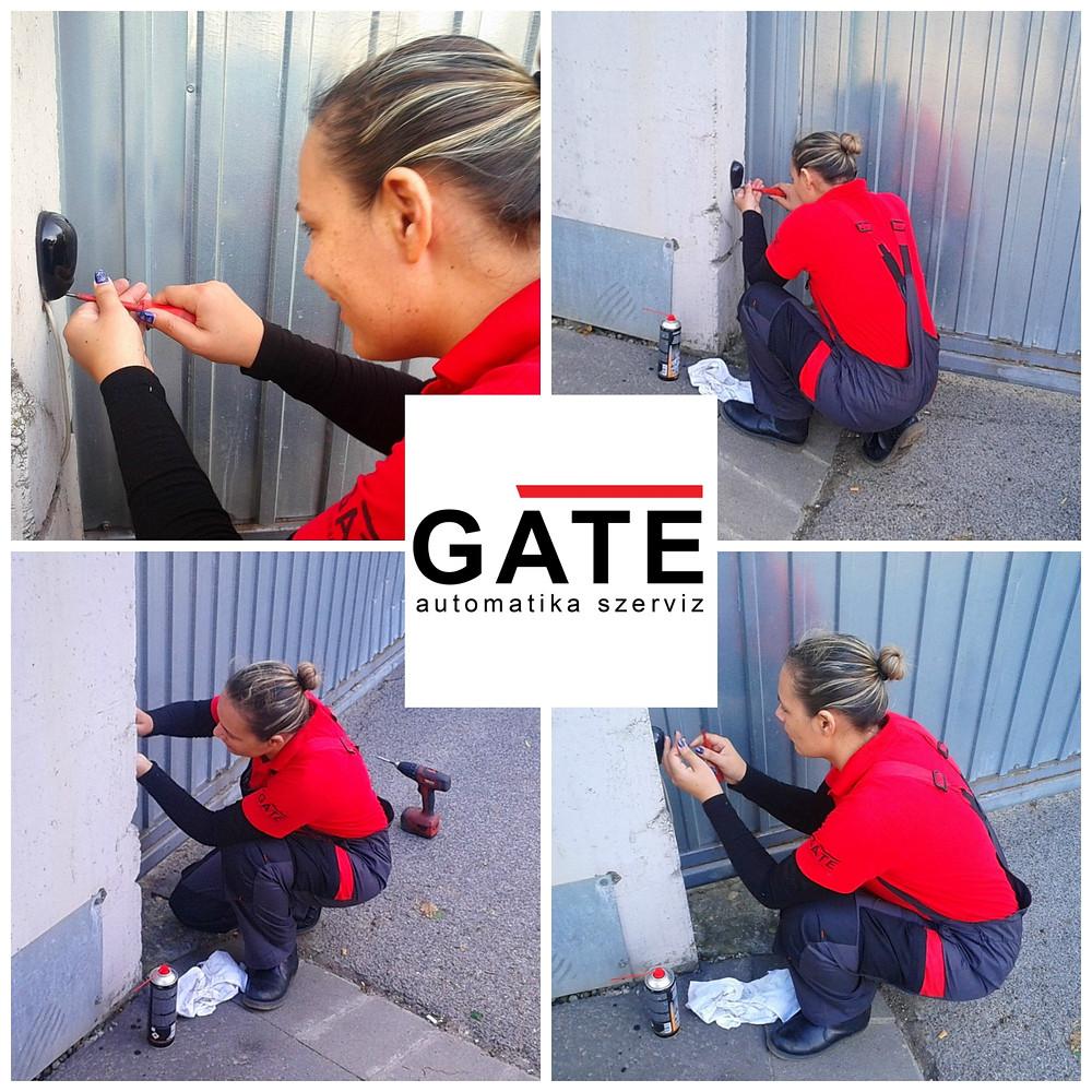 GATE Automatika Szerviz