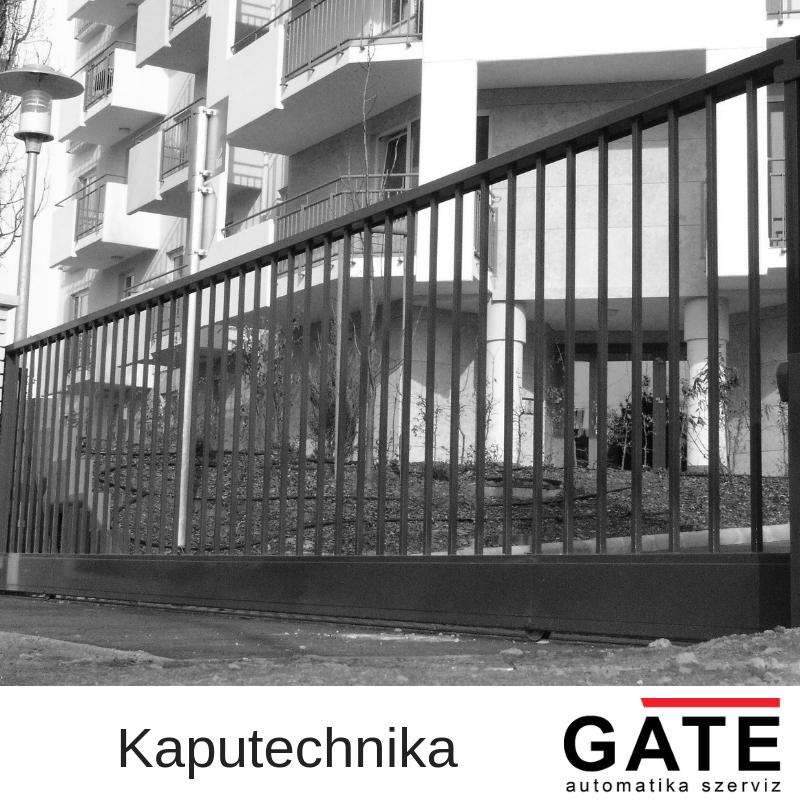Kaputechnika - GATE Automatika