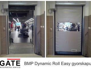 BMP Dynamic Roll Easy kapu telepítése