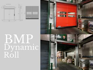 Újabb BMP Dynamic Roll gyorskapu