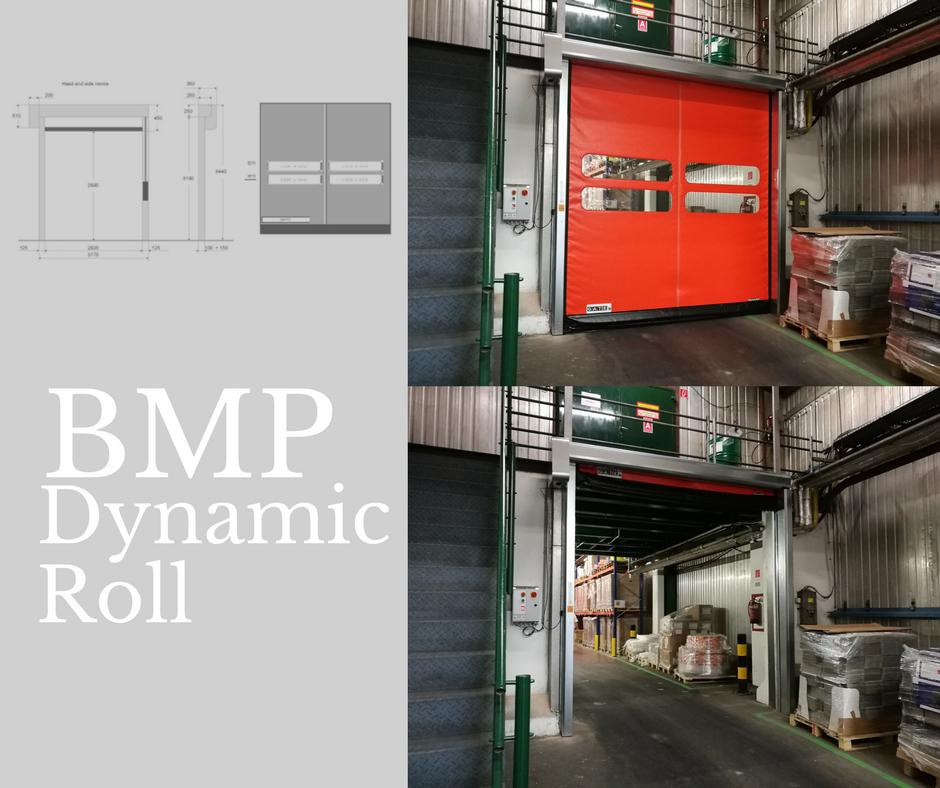 BMP Dynamic Roll gyorskapu