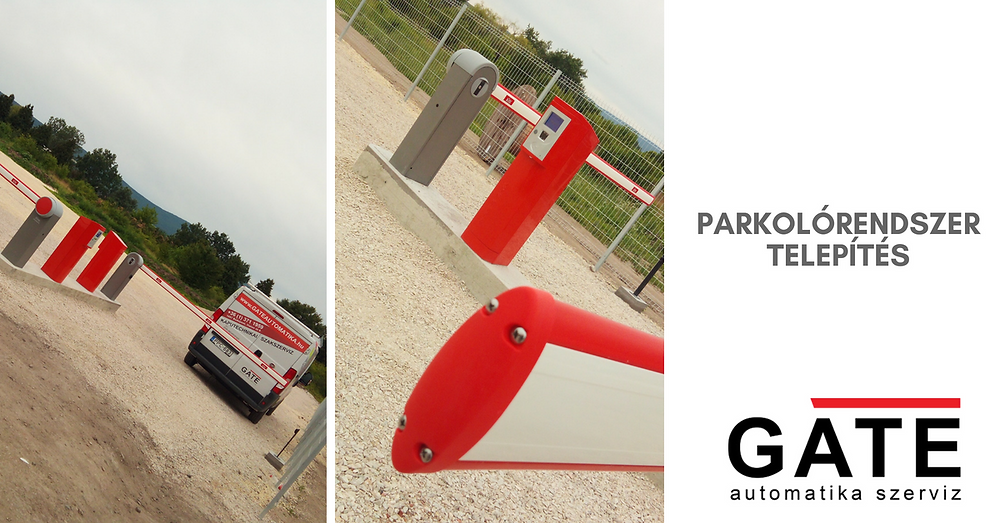 Parkolórendszer telepítés - Autogard, Ditec QIK