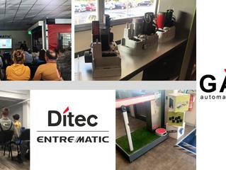 Ditec partnertalálkozó és továbbképzés