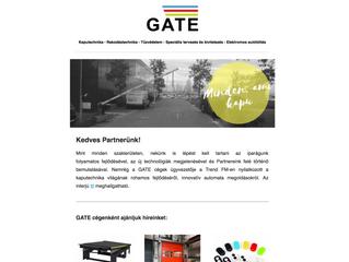 GATE Csoport nyári hírlevél