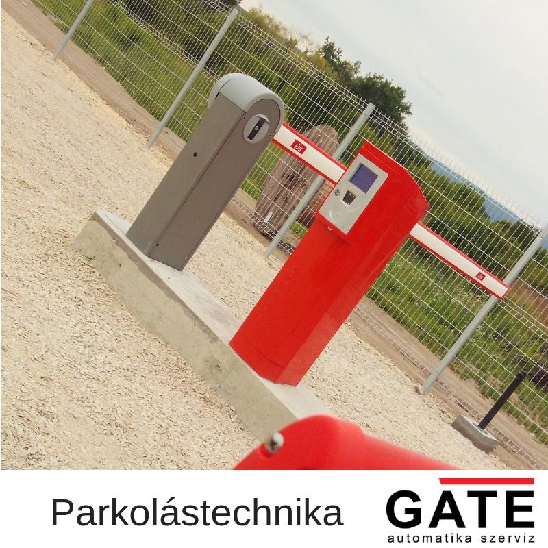 Parkolástechnika - GATE Automatika