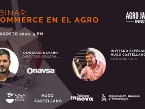 Webinar: E-Commerce en el Agro