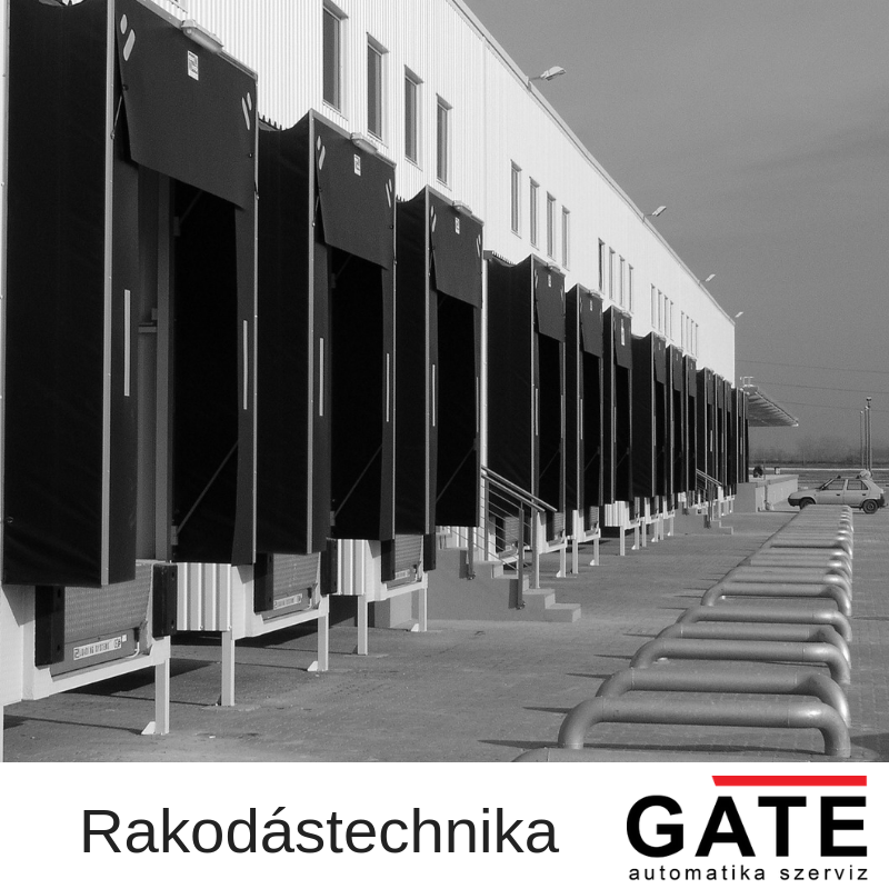 Rakodástechnika - GATE Automatika