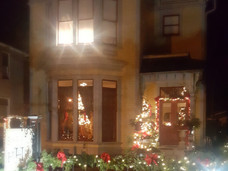 Historic Hull House Old Fashion Christmas!