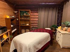 Montana Cabin Massage