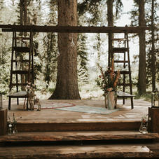 Woodland Venue Space