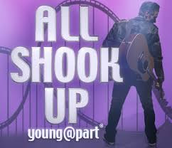 All Shook Up (WAG/HSTEP)
