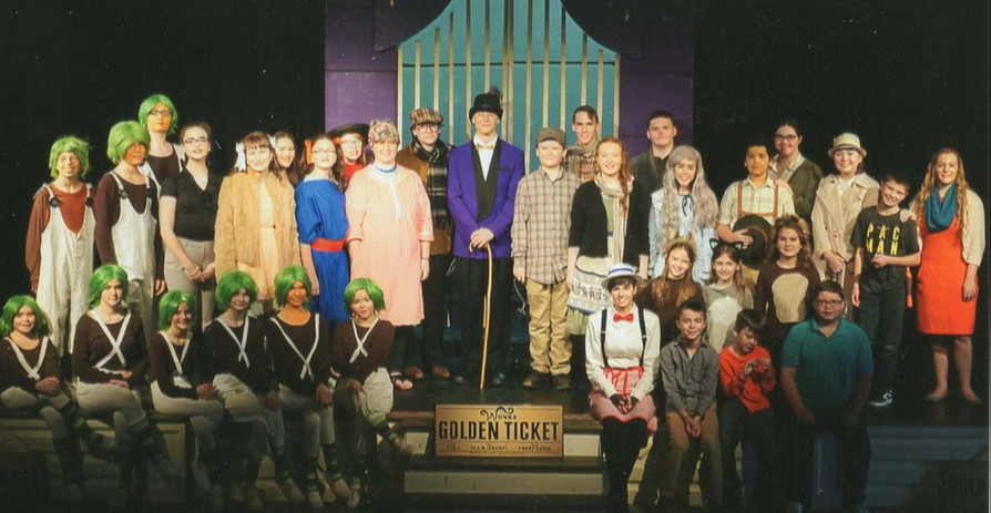 Roald Dahl's Willy Wonka, Jr.
