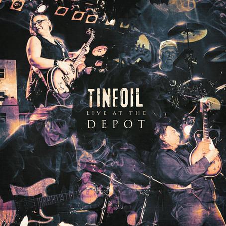 Tinfoil's New Live Album