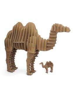 Cardboard Camels