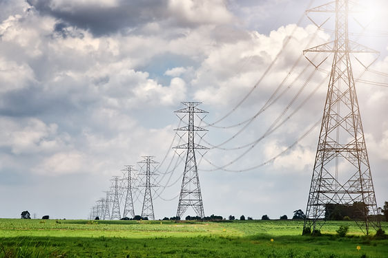 High voltage tower, Electric post and el