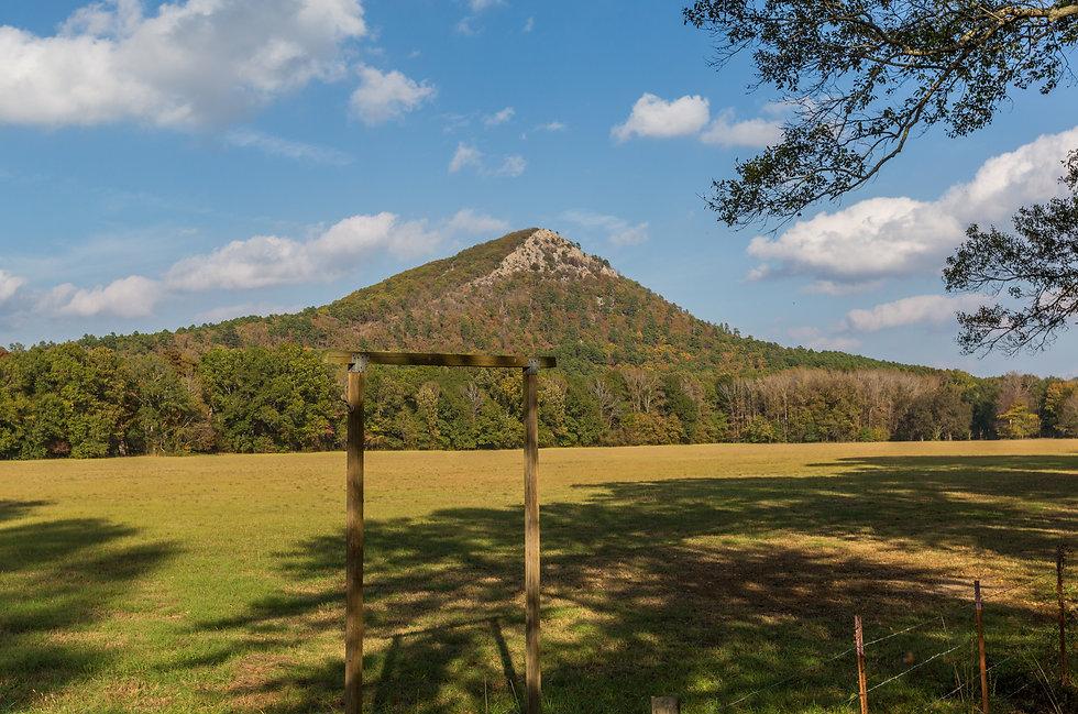 Pinnacle mountain. Little Rock, Arkansas