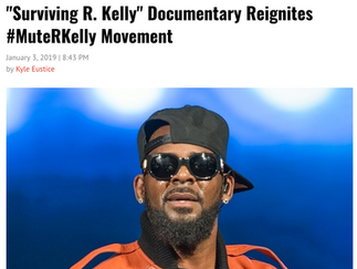 """Surviving R. Kelly"" Documentary Reignites #MuteRKelly Movement"