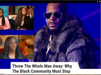 Vibe: Throw The Whole Man Away: Why The Black Community Must Stop Supporting R. Kelly