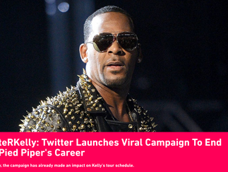 BET: #MuteRKelly: Twitter Launches Viral Campaign To End The Pied Piper's Career